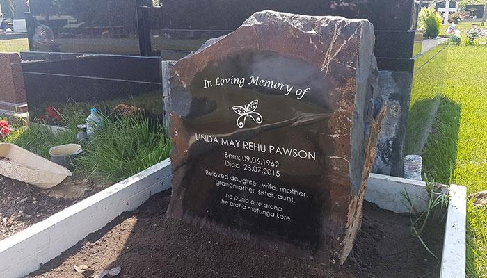 memorial stone monumental mason