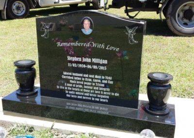 headstones for graves