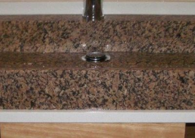 Natural Stone Feature Basin