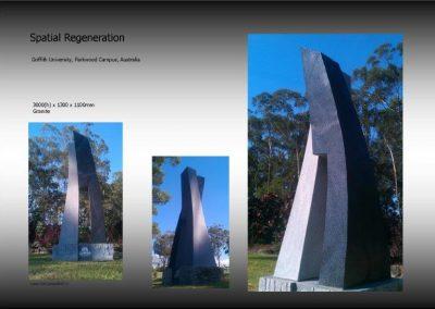 spatial Regeneration