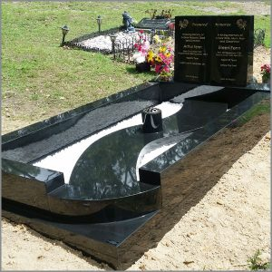 Stone Gravestone by Gold Coast Stonemason